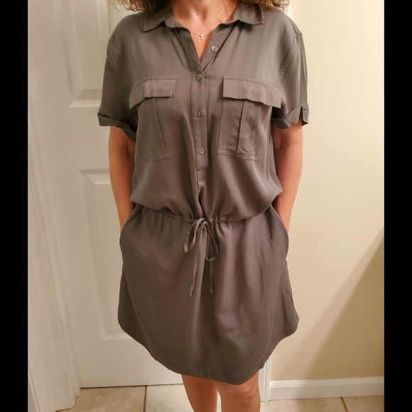GAP Dresses & Skirts - NWOT Army Green Dress from Gap